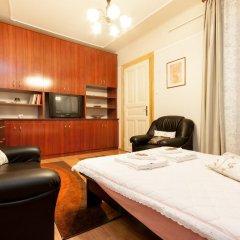 Апартаменты Lovely Green Apartment Будапешт комната для гостей фото 3