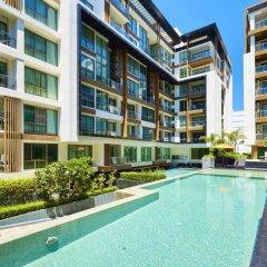 Отель The Urban City Center by MyPattayaStay бассейн фото 3
