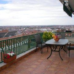Отель Atico Latina балкон