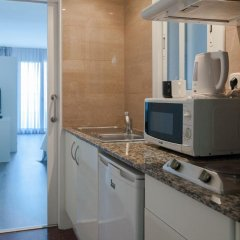 Отель Aparthotel Atenea Calabria Испания, Барселона - 12 отзывов об отеле, цены и фото номеров - забронировать отель Aparthotel Atenea Calabria онлайн в номере