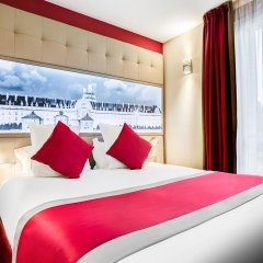Отель Best Western Nouvel Orleans Montparnasse 4* Стандартный номер фото 22