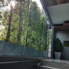 Отель SPENZA Бангкок балкон