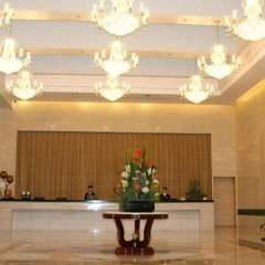 University Town International Hotel интерьер отеля фото 2
