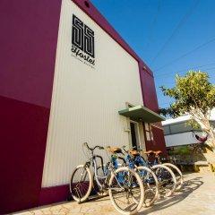 Hostel & Surfcamp 55 спортивное сооружение
