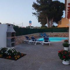Отель Villa Samba бассейн