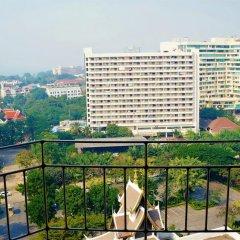 Отель Pattaya Park Beach Resort 4* Улучшенный номер фото 11