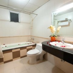 Eden Garden Hotel 3* Улучшенный номер с различными типами кроватей фото 5