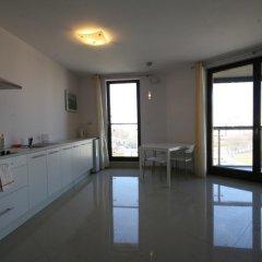 Отель Towarowa Residence 4* Апартаменты с различными типами кроватей фото 12