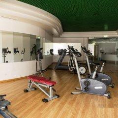 Ondamar Hotel Apartamentos фитнесс-зал