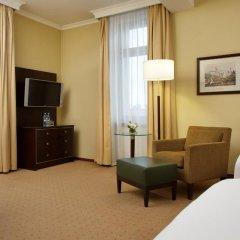 Гостиница Hilton Москва Ленинградская комната для гостей фото 8