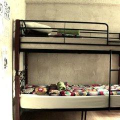 Хостел Джон Леннон Кровать в общем номере с двухъярусными кроватями фото 7