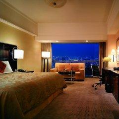 Shangri-La Hotel, Xian 4* Номер Делюкс с различными типами кроватей фото 2