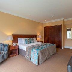 Sherbrooke Castle Hotel 4* Представительский номер с различными типами кроватей фото 5