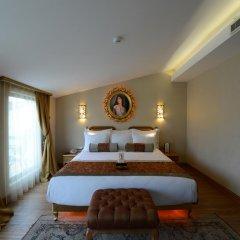 Отель Sultania 5* Номер Делюкс с двуспальной кроватью фото 4