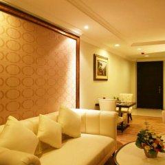 Отель LK Legend 4* Студия с различными типами кроватей фото 7