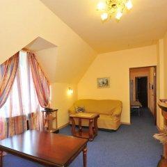 Гостиница Татьяна 3* Люкс с различными типами кроватей фото 8
