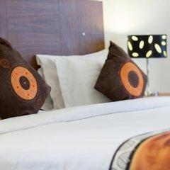Отель Eagles Lodge Такоради комната для гостей фото 4