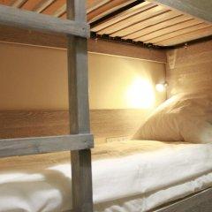 CIello Hostel Кровать в общем номере двухъярусные кровати