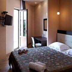 Бутик-отель Корал 4* Стандартный номер с двуспальной кроватью фото 10