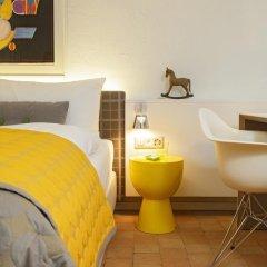 Hotel Rössli 3* Стандартный номер с различными типами кроватей фото 13