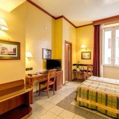 Отель MILANI Рим комната для гостей фото 2