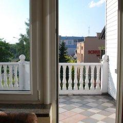 Отель Rezydencja Parkowa Варшава балкон фото 2