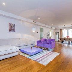 Отель Dubrovnik Luxury Residence-L`Orangerie 4* Улучшенные апартаменты с двуспальной кроватью фото 21