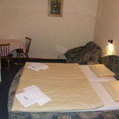 Отель Pension Brezina Prague 3* Номер с общей ванной комнатой