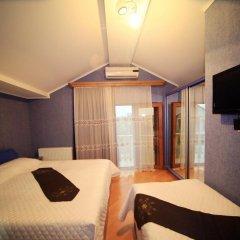 Hotel Edelweiss 3* Номер Делюкс с различными типами кроватей фото 2
