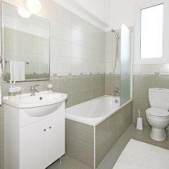 Отель Villa Jenna Кипр, Протарас - отзывы, цены и фото номеров - забронировать отель Villa Jenna онлайн ванная фото 2
