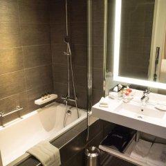 Отель Pullman Brussels Centre Midi 4* Стандартный номер с различными типами кроватей фото 3