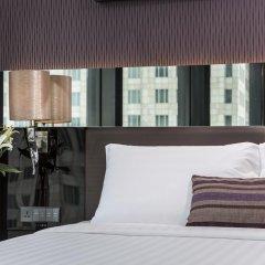 Отель The Continent Bangkok by Compass Hospitality 4* Номер категории Премиум с различными типами кроватей фото 30