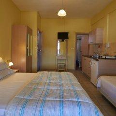 Отель Sarti Paradise комната для гостей фото 4
