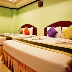 Отель Baan SS Karon 3* Улучшенный номер с различными типами кроватей