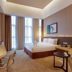Skytel Hotel Chengdu 4* Номер Делюкс с различными типами кроватей фото 2