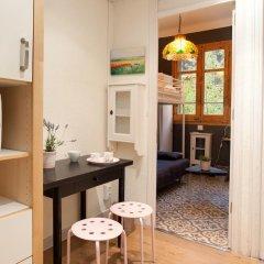 Апартаменты Centric Apartments Sagrada Famila 3 Барселона удобства в номере фото 2