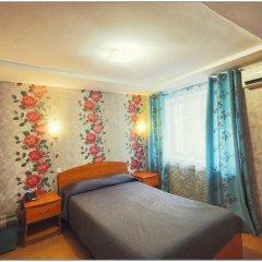 Гостиница Цветы Номер Эконом разные типы кроватей фото 27