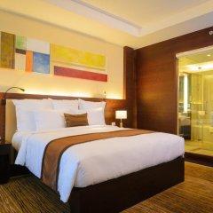 Отель AETAS lumpini 5* Номер Делюкс с различными типами кроватей фото 5