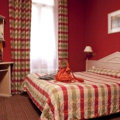 Отель Carina Tour Eiffel 3* Стандартный номер с различными типами кроватей фото 21