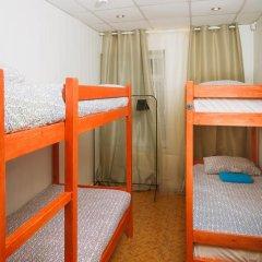 Хостел Кенгуру Кровать в общем номере с двухъярусными кроватями фото 13