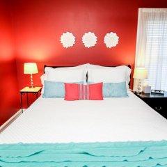 Отель Hawthorne Park Bed and Breakfast 3* Люкс с различными типами кроватей фото 7