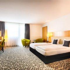 Отель ACHAT Plaza Frankfurt/Offenbach 4* Номер Бизнес с различными типами кроватей фото 4