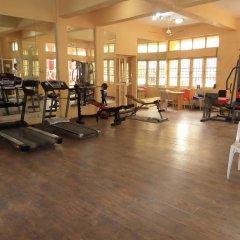 Destiny Castle Hotel & Suites фитнесс-зал