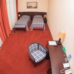 Отель МФК Горный 4* Номер Делюкс фото 2