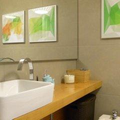 Отель Central Square II ванная