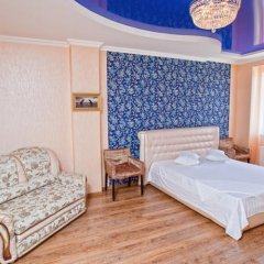 Гостиница Рай комната для гостей фото 11