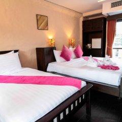Отель Punnpreeda Beach Resort 3* Номер Делюкс с различными типами кроватей фото 3