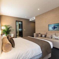 Отель Dominic & Smart Luxury Suites Republic Square 4* Представительский люкс с различными типами кроватей фото 5