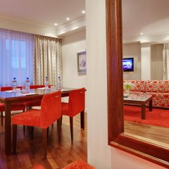 Гостиница Sokos Olympia Garden комната для гостей фото 2