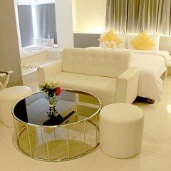 Отель Myhotel Cmyk@Ratchada 3* Полулюкс с различными типами кроватей фото 7